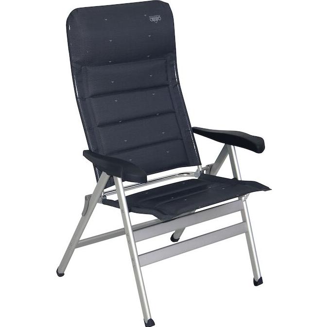 Crespo campingstol Compact mørk grå
