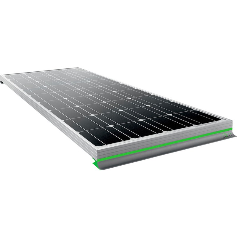 Moove Solcellepanel 100 W. Smal/lang