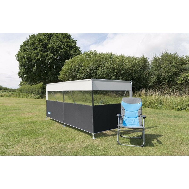 Pro Windbreak 3 Levegg m/5 panel 765 x 140 cm
