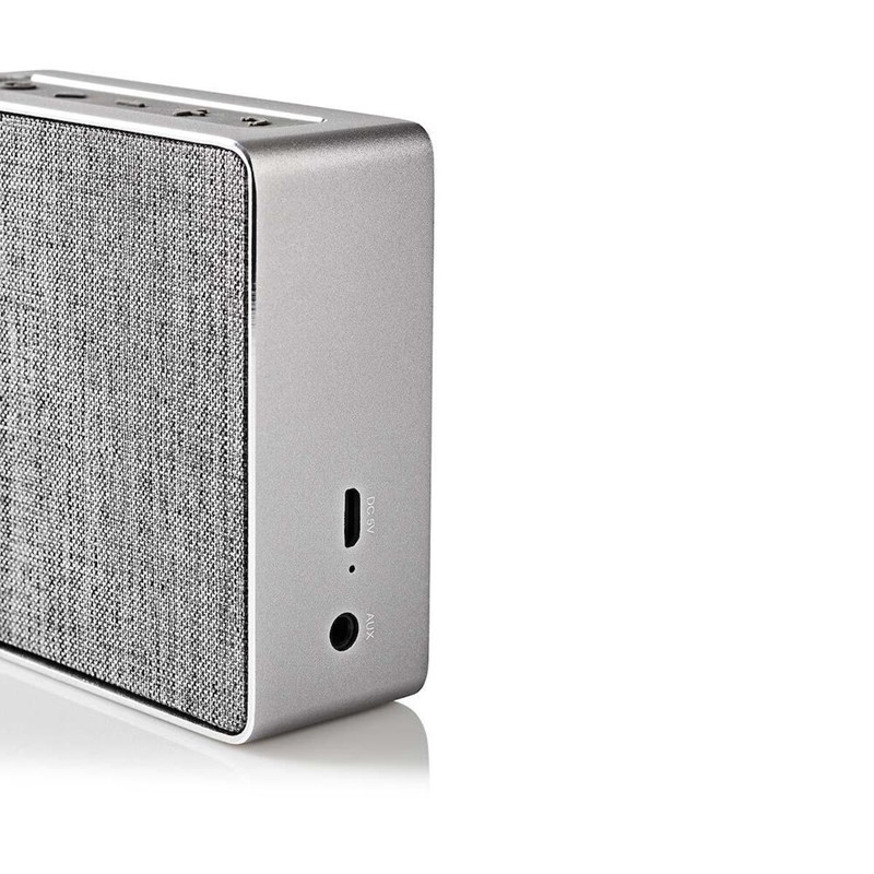 Bluetooth-høyttaler Metalldesign 15 W